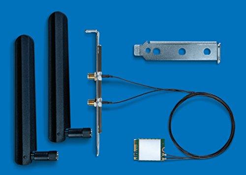 Intel Dual Band Wireless-AC 8265 Desktop Kit WLAN/Bluetooth 867 Mbit/s Interno