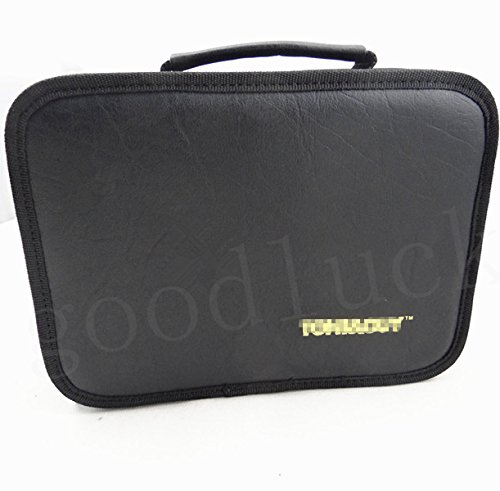 Co Parts Hairdressing Hair Cutting Barber Pouch Case Holder For Shear Scissors Comb