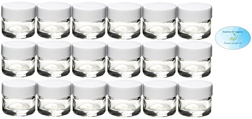 glass 5 gram containers - 4