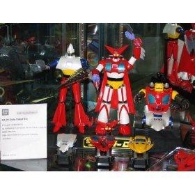 Gx-06 Getter Robo Die Cast Figure