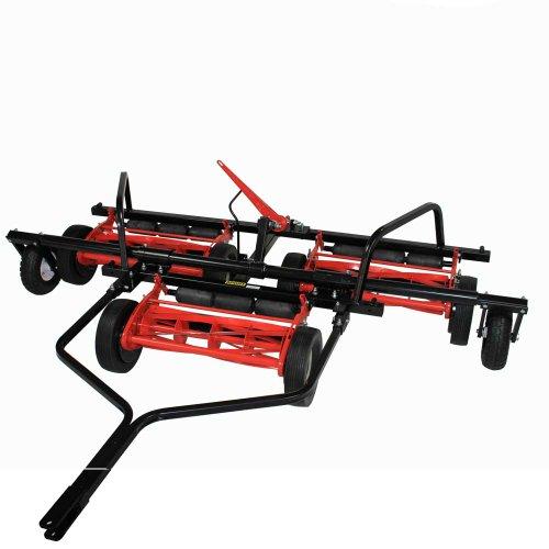 Promow Sport3 Pull Behind 3-Gang Reel Mower (3 Gang Mower)