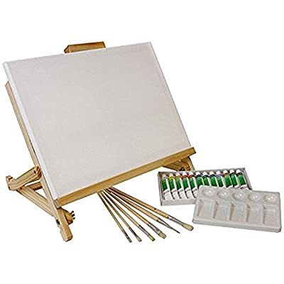 Generic ng Set Starter GIFT stom Ar Artist Tools s Starte Art Supply Kit Custom Acrylic Painting pply Kit Acry Set Custom pply Kit A