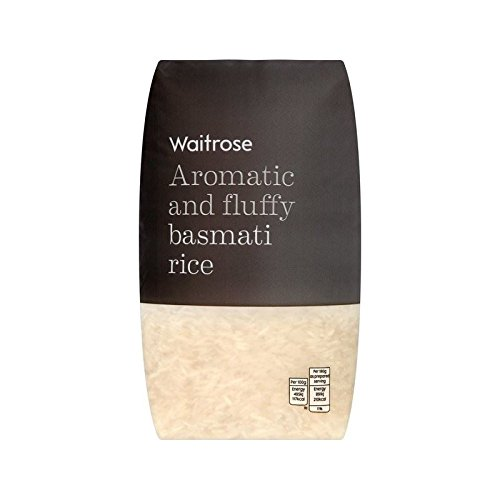 Aromatic Basmati Rice Waitrose 1kg by WAITROSE