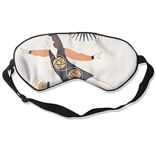 Dance Cute Sleep Aid Blindfold Eye Shield