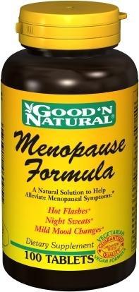 Formule Ménopause - 100 tabs, (Good'n naturel)