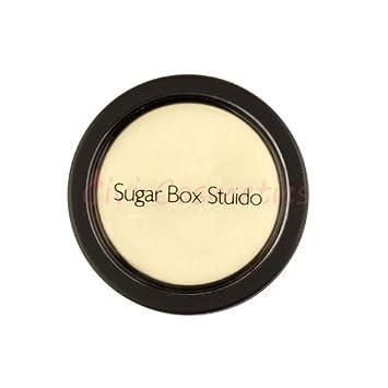 Amazon.com: Capa de color brillo metálico crema sombra de ...