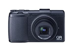 Ricoh GR DIGITAL III 10 MP CCD Digital Camera with 28mm f/1.9 GR Fixed Lens and 3-Inch LCD