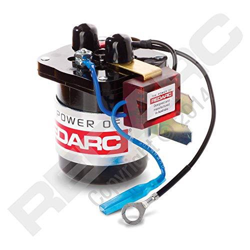 Price comparison product image REDARC SBI212 Battery Isolator 12V200a