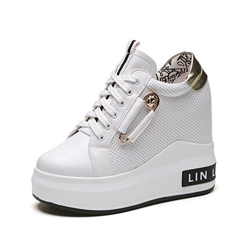 Herbst Und Winter Neue Koreanische Schuhe,Fashion Hundred Schuhe,Damenschuhe,Bed And Breakfast In Dicker Höhe A