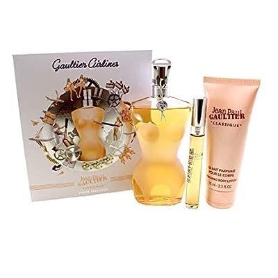 Jean Paul Gaultier Classique for Women Eau De toilete Spray