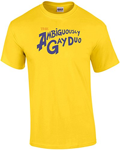 The Ambiguously Gay Duo Costumes - The Ambiguously Gay Duo T-Shirt