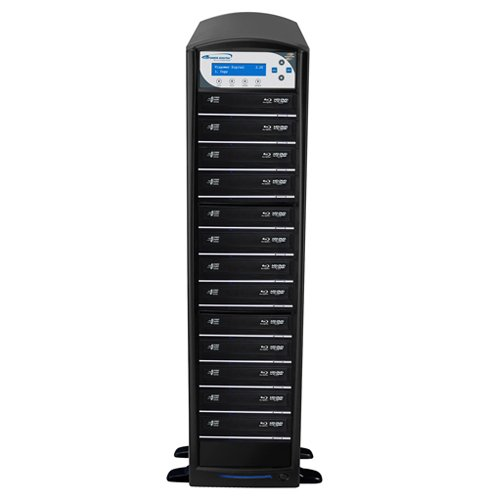 Vinpower Digital SharkNet Blu-ray / DVD / CD Network Duplicator SHARKNET-13T-BD-BK
