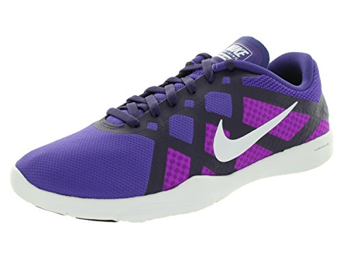 Nike Kvinners Måne Lux St Trening Sko Crt Lilla / Hvit / Vvd Prpl / Vlt
