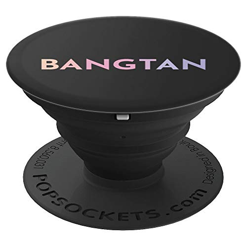 Bangtan Phone Grip Gift for Kpop Fans - PopSockets Grip and Stand for Phones and Tablets