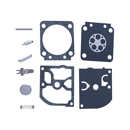 Discount HIPA 573952201 Carburetor Rebuild Kit for Poulan PP4818A PP5020AV Gas Chainsaw C1M-W47 supplier