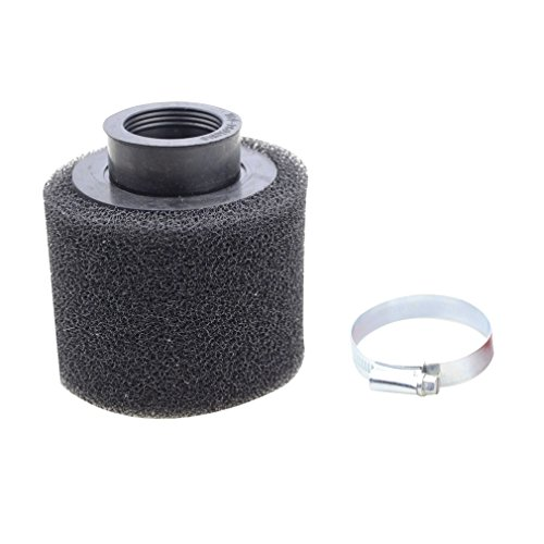 GOOFIT 39mm Cleaner Air Filter for Honda XR50 CRF50 XR CRF 50 4 Stroke 50cc 70cc 90cc 110cc 125cc 150cc 200cc ATV Quad Go Kart Cart Dirt Bike Black