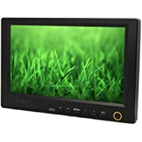 Lilliput 8 869gl-80np/c/t High Brightness LCD Screen Car Monitor with Hdmi DVI Av VGA By Viviteq