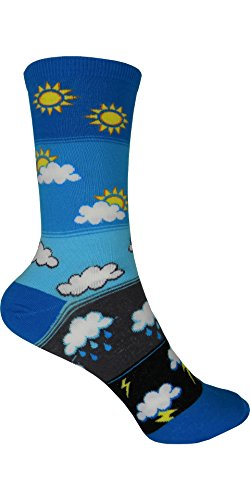 socksmith-womens-hows-the-weather-socks-blue-medium-9-11