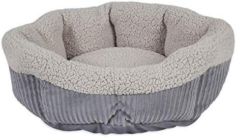 Whisker Doodle Self-Warming Dog Bed