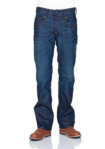 G-Star Herren Jeans Radar Loose - Blau - Dark Aged, Größe:W 26 L 34;Farbe:Dark Aged (89)