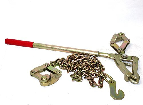 K&N41 Chain Strainer Cattle Barn Farm Fence Stretcher Tensioner Repair Barbed Wire - Farm Repair