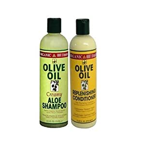 Amazon.com : Organic Root Stimulator Olive Oil Shampoo ...