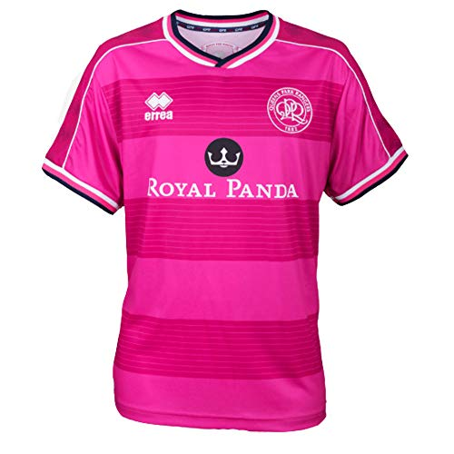 Errea 2018-2019 QPR Away Football Soccer T-Shirt Jersey for sale  Delivered anywhere in USA
