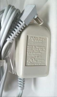 Fisher Price Na090x010u Class 2 Transformer Ac Power Supply Adapter 9 V Volt