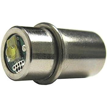 HQRP High Power 3w LED Bulb for LMSA301 LMSA401 LMSA501 LMSA601 Mag-num Star Xenon Lamp ...