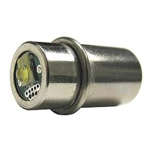 TerraLUX TLE-6EX accesorios de iluminación - Accesorio de iluminación (Metálico, MagLite, 33 h)