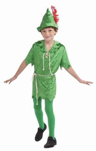 Forum Novelties Peter Pan Costume, Child's Small (Lost Boys Costume Peter Pan)