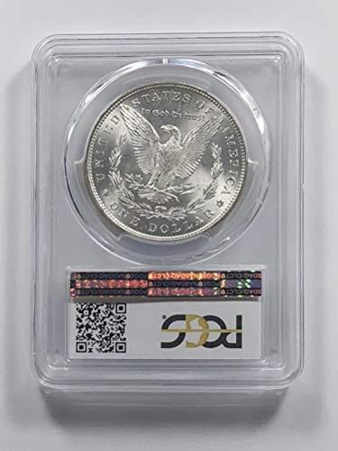 Morgan silver dollar 1885 cc