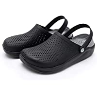 LSWL Women's Summer Sandals For Beach Sports Women Men's Slip-on Shoes Slippers Female Male Croc Clogs Crocks Crocse…