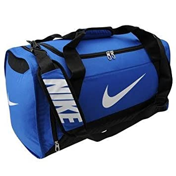 275bc02249bb Branded Nike Brasilia 6 Medium Grip Duffle Bag Holdall Sports Gym Travel  (W58 x D30 x H32 cm