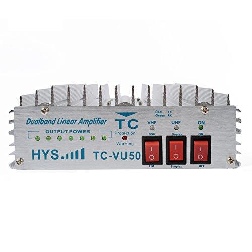 HYS TC-VU50 50W 140-150MHZ&450-460MHZ power amplifier for tw