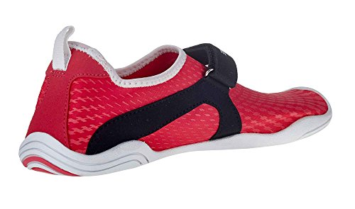 BALLOP Typhoon, Zapatillas unisex adulto rojo
