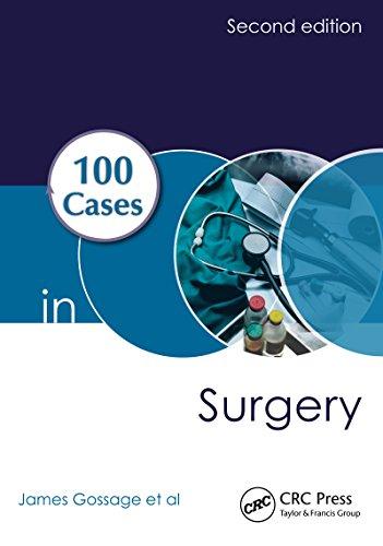 100 Cases in Surgery (2nd 2013) [Gossage, Modarai, Sahai & Worth]