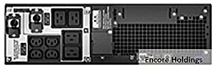 APC SRT5KRMXLT-IEC Smart-UPS SRT 5000VA RM 208V I EC