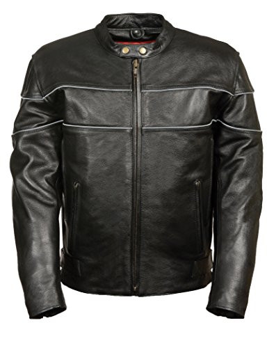 Vented Riding Jacket - 1