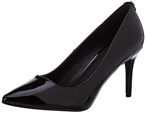 Negro De Para Punta Zapatos a Mujer Descubierta 172 noir Morgan 1esbel 6nCRq144