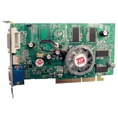 256 Mb Graphics (Diamond Multimedia S120AGP256 Radeon 9550 Agp)