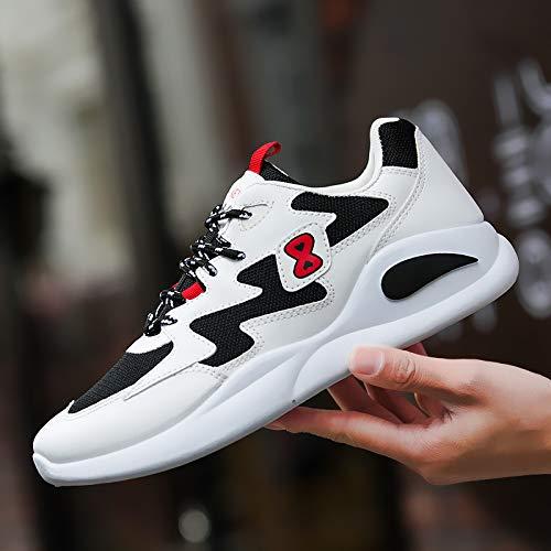 Leisure Fashion Net Men's Flat Student Nanxieho Trend Shoes Harajuku Sport qwPYAwUxv