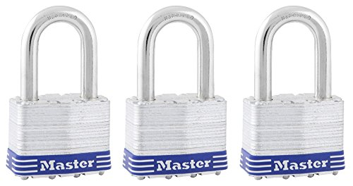 Master Lock 5TRILFPF Keyed Alike Laminated