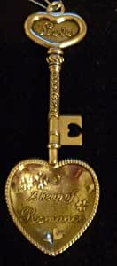 Keys to Love and Friendship Ornament - Love - A Heap of Romance