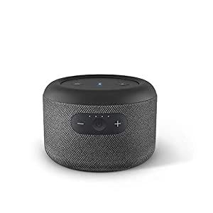 Echo Input Portable Smart Speaker Edition – Carry Echo anywhere in your home