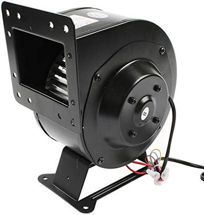 QWERTOUR 120W pequeño Extractor de Polvo soplador eléctrico Modelo Inflable Ventilador centrífugo 220V soplador de Aire: Amazon.es: Hogar