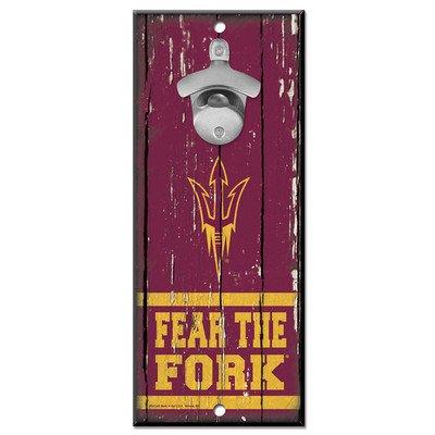 - CLG Wood Sign Bottle Opener CLG: Arizona State