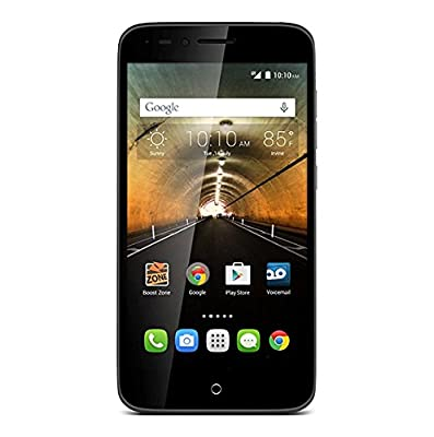 """Alcatel ONETOUCH Conquest 5"""" Prepaid Android Smartphone (Boost Mobile)"""