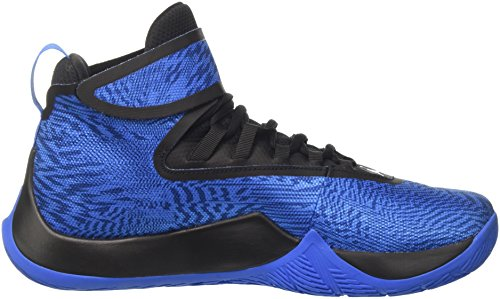 Nike Jordan Fly Unlimited, Scarpe da Basket Uomo Blu (Italy Blue/Black/Black)