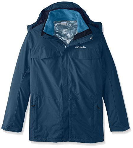 Columbia Men's Tall Bugaboo Interchange Jacket, 2X/Tall, Phoenix Blue